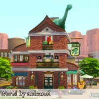 Baby World store by nolcanol