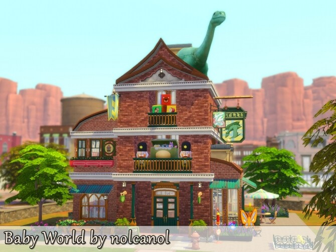 Baby World store by nolcanol at TSR image 1315 670x503 Sims 4 Updates