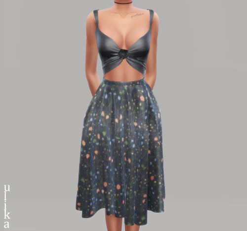 Sims 4 Skirt at Kumvip – UliKa