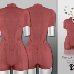 Playsuit C202 by turksimmer