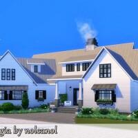 Georgia house by nolcanol