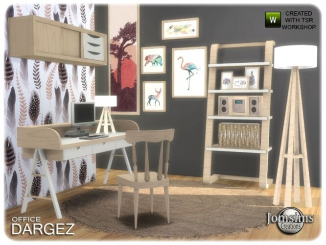 Dargez Office by jomsims