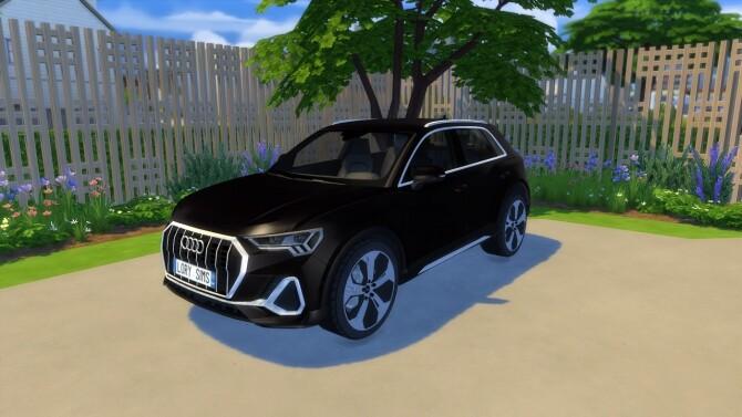Audi Q3 2019 at LorySims image 1373 670x377 Sims 4 Updates