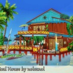 Tropical House by nolcanol