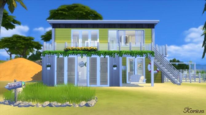 SUNNY OASIS HOME at Angelina Koritsa image 1395 670x377 Sims 4 Updates