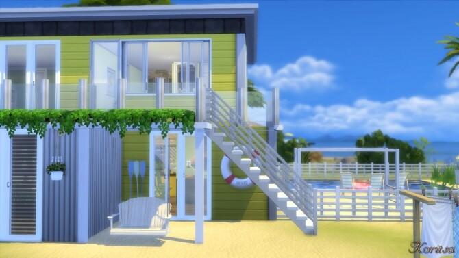 SUNNY OASIS HOME at Angelina Koritsa image 1406 670x377 Sims 4 Updates
