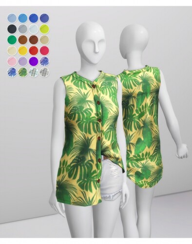 Cool Breeze Shirt V2