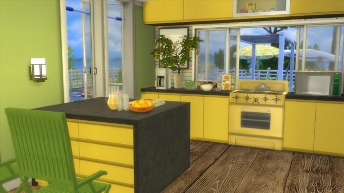 SUNNY OASIS HOME at Angelina Koritsa image 1426 670x377 Sims 4 Updates
