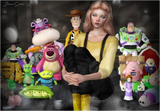 DECORATIVE KIDS Toy Story