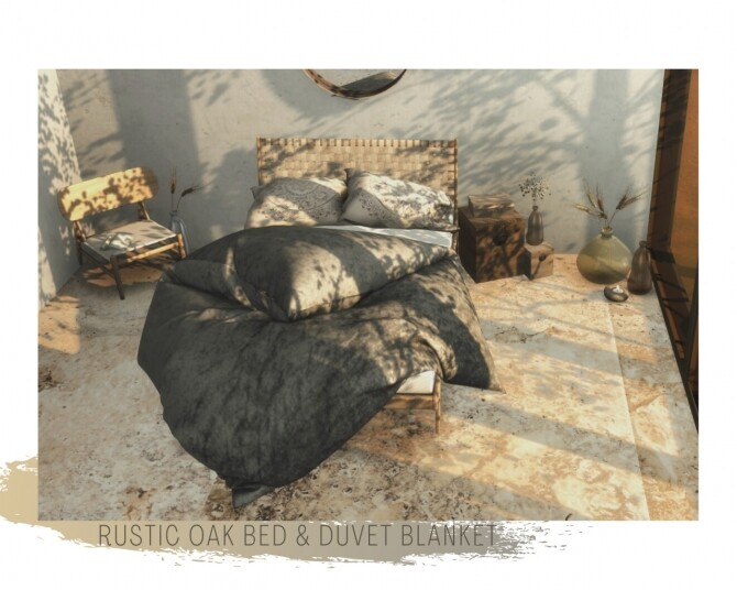 RUSTIC & COZY SET at Sundays Sims image 1455 670x536 Sims 4 Updates
