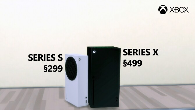 Xbox Series X and Series S Gaming Consoles by mattmartinsm at Mod The Sims image 14612 670x377 Sims 4 Updates