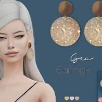 Gea Earrings by Shanti