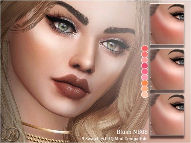 Blush NB08