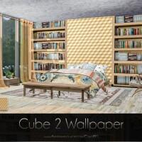 Cube 2 Wallpaper by Caroll91