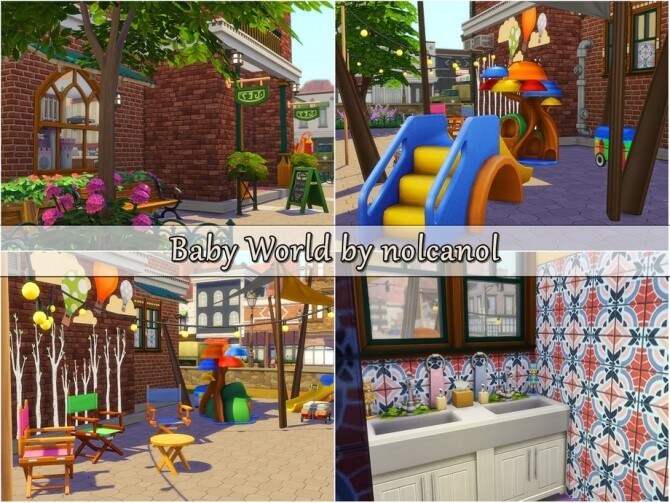 Baby World store by nolcanol at TSR image 1513 670x503 Sims 4 Updates