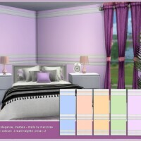 Classic Elegance Pastel walls by marcorse
