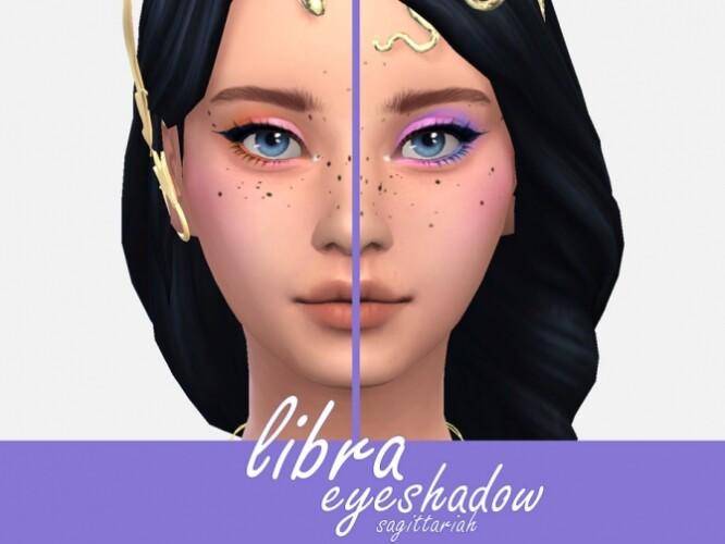 Libra Eyeshadow by Sagittariah