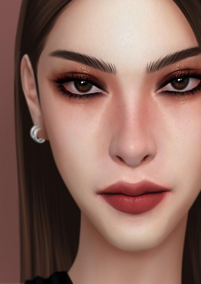 GPME GOLD MAKEUP SET CC08 at GOPPOLS Me image 1532 670x948 Sims 4 Updates