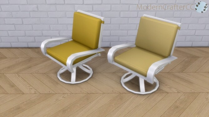 Outdoor Seat Recolour