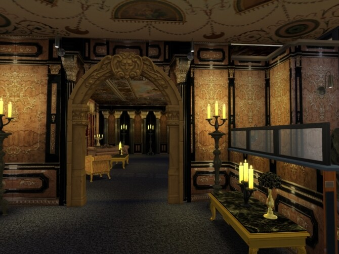 Dark Corners Set Of Walls at Anna Quinn Stories image 1581 670x503 Sims 4 Updates