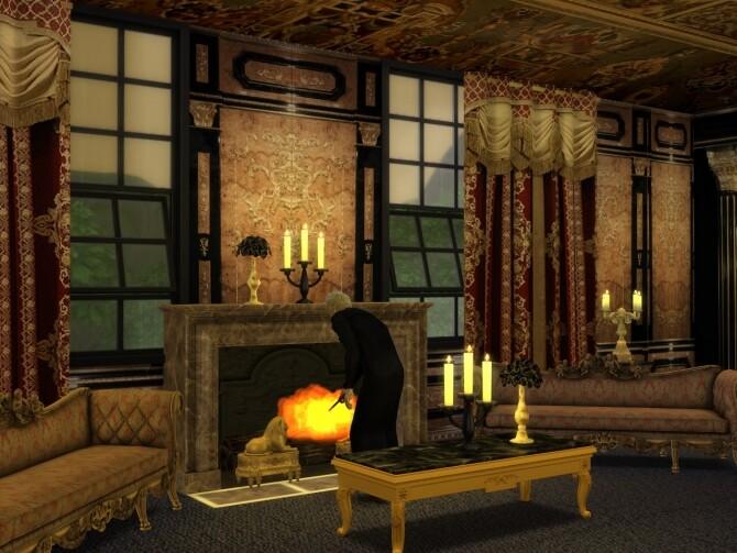 Dark Corners Set Of Walls at Anna Quinn Stories image 1591 670x503 Sims 4 Updates