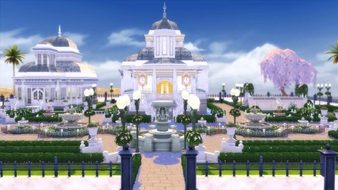 Glass Dome Wedding Venue by simbunnyRT