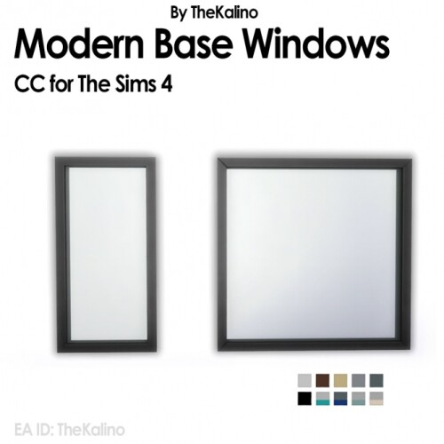 Modern Base Windows