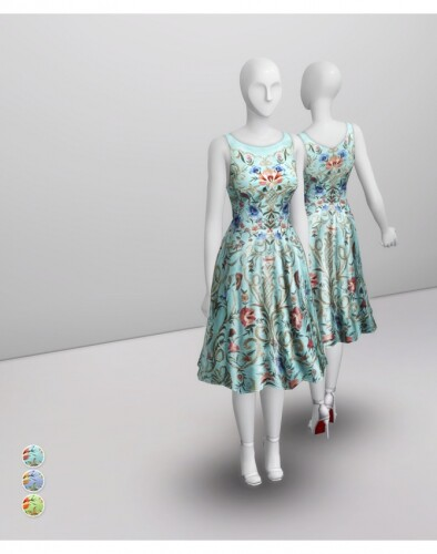 SS 2014 Collection I 1 dress