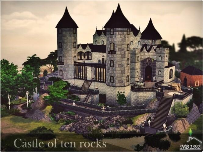 Castle of ten rocks by nobody1392