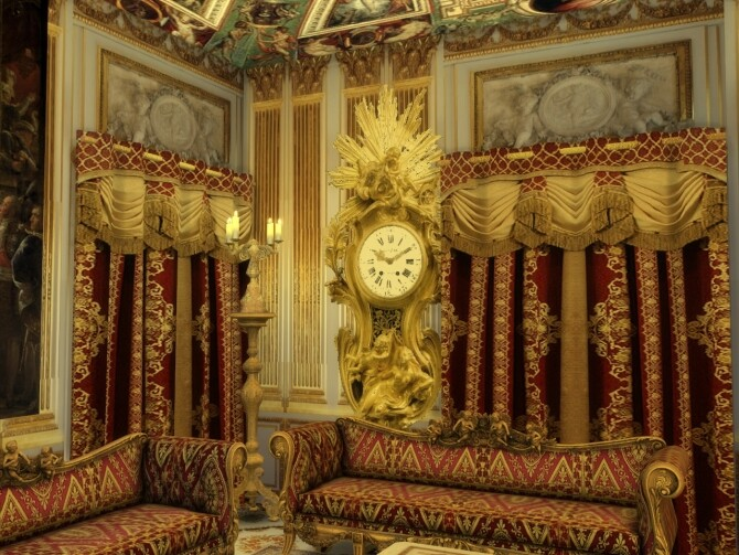 Curtains Set Luxury at Anna Quinn Stories image 1641 670x503 Sims 4 Updates