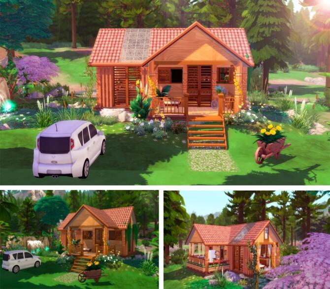 Sims 4 Vacation Getaway at Lily Sims