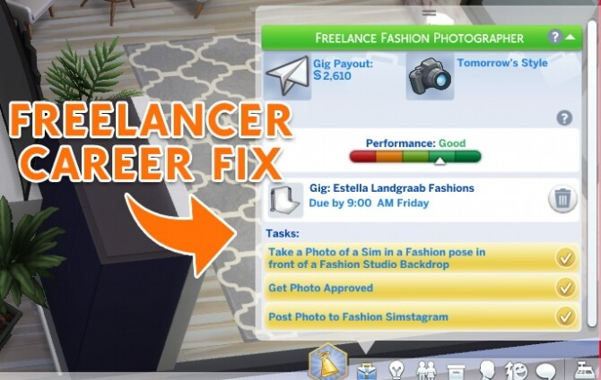 Freelancer career fix mod by Louisim-yt