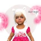 Designer Set for Toddler Girls 1409