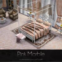 Pink Marble floor by Caroll91