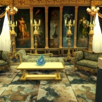 The Beauharnais hotel Fireplace Curtains