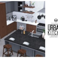 Urbane Kitchen by Peacemaker IC
