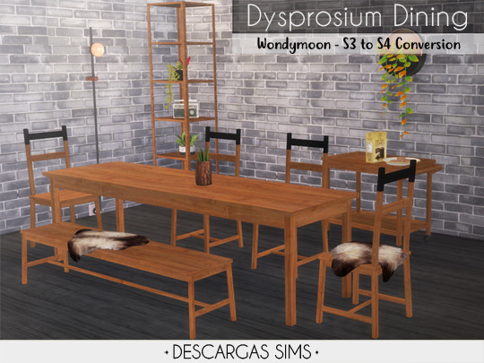 Dysprosium Dining at Descargas Sims image 1735 Sims 4 Updates