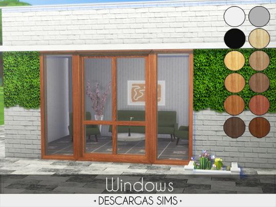 Sims 4 Windows at Descargas Sims