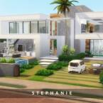 Stephanie mansion by melapples