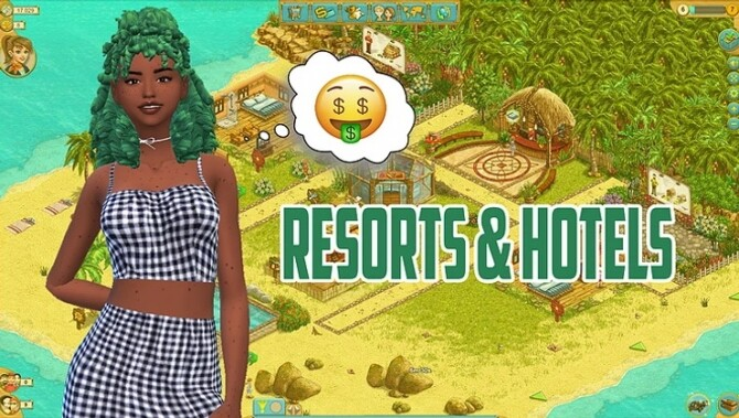 Resorts Hotels Mod