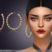Miriam Hoop Earrings
