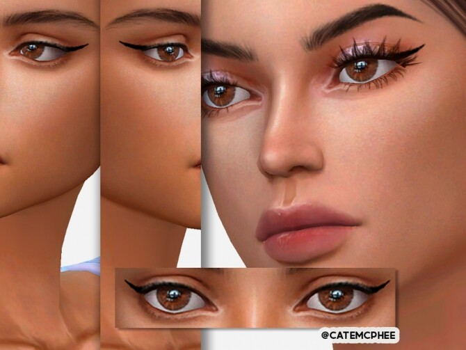 EL 02 Simple Liner by catemcphee at TSR image 1817 670x503 Sims 4 Updates