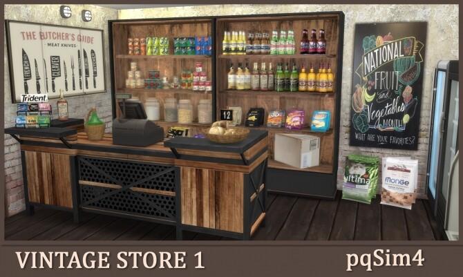 Vintage Store Part 1