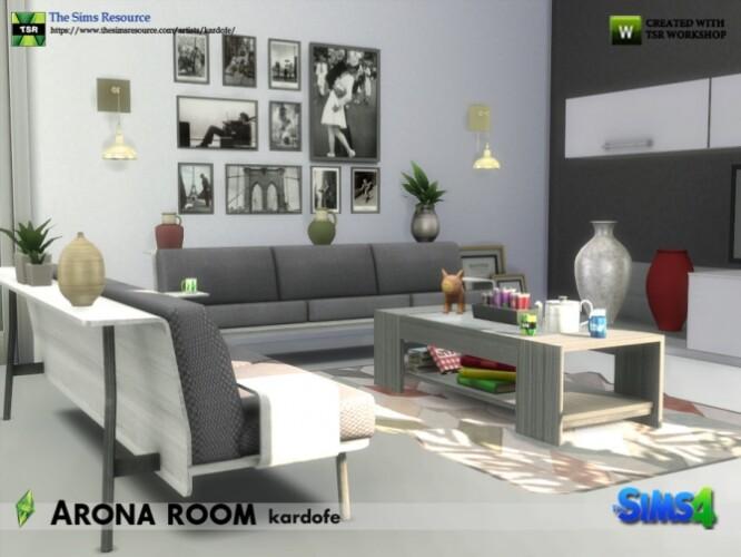 Arona room by kardofe