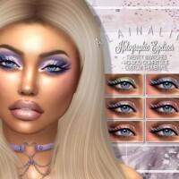 Holographic Eyeliner
