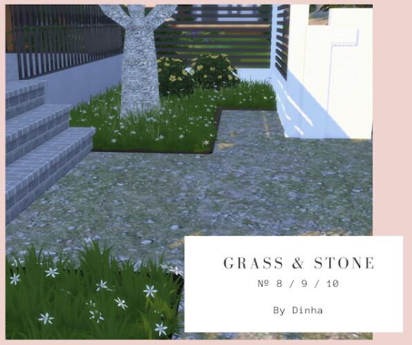 Grass Stone