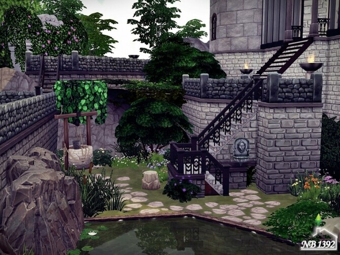 Castle of ten rocks by nobody1392 at TSR image 1930 670x503 Sims 4 Updates