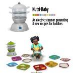 Baby Steamer Toddler food