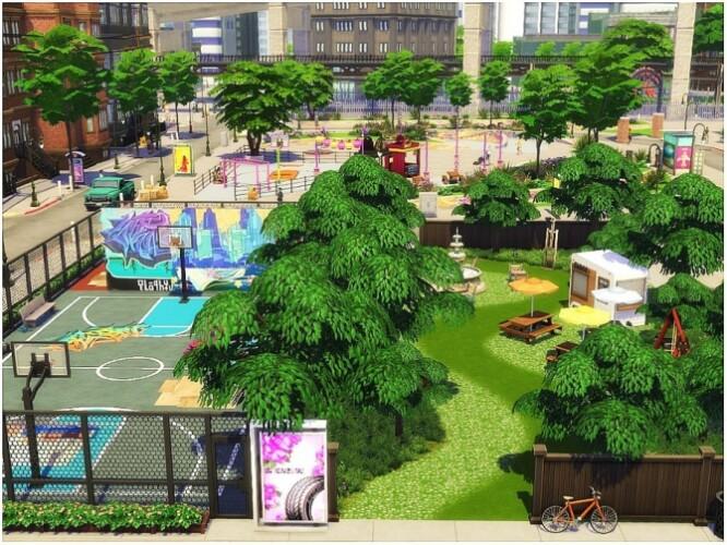 Midtown Park by lotsbymanal