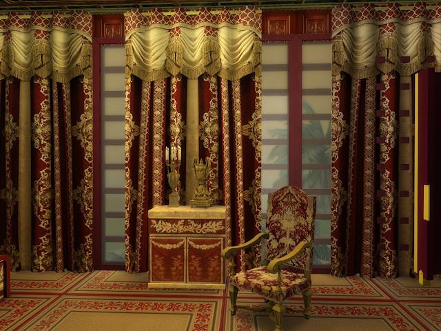 Chanson Bathroom Set at Anna Quinn Stories image 2042 Sims 4 Updates